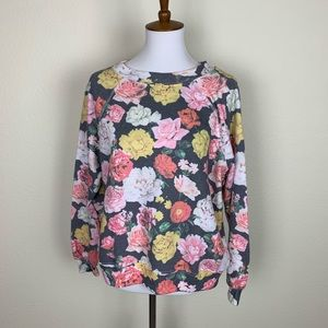 Wildfox Queen's Garden Pullover Sweatshirt